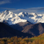 Photo Pyrénées Ariège Couserans - Cominac - Valier