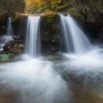 Photo Pyrénées Ariège Couserans - cascade