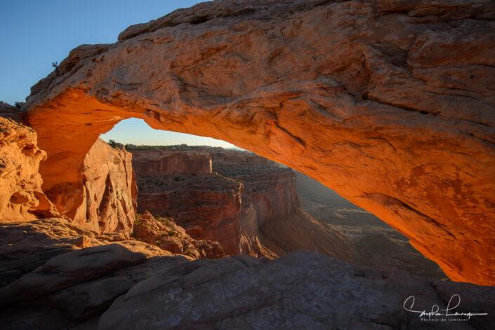 Photo Etats-Unis - Canyonlands National Park - Mesa Arch