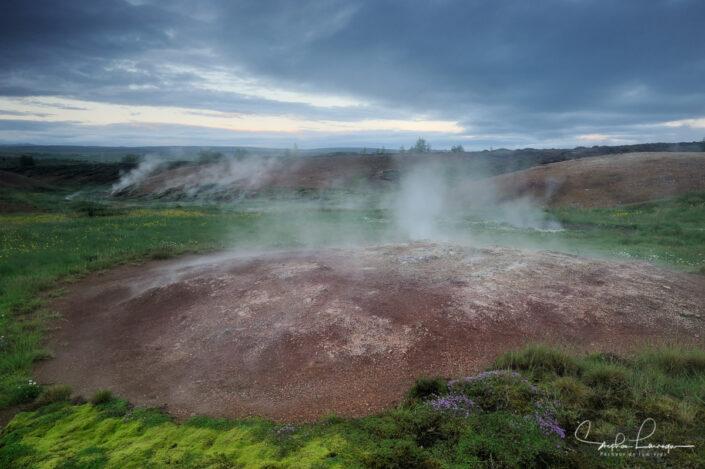 photo Islande - Geysir