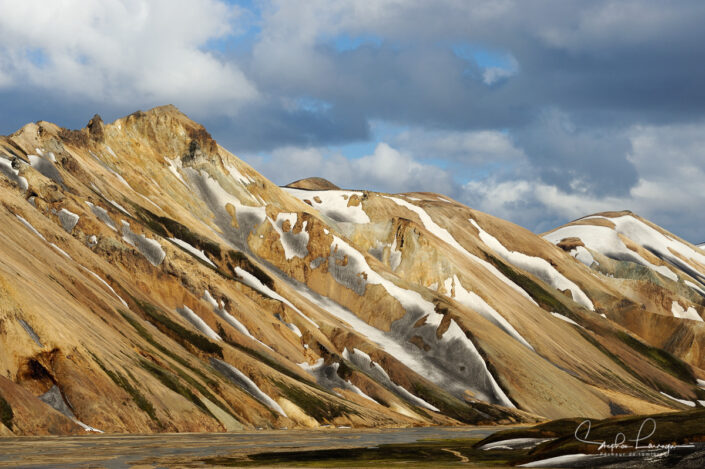 Photo Islande - Landmannalaugar