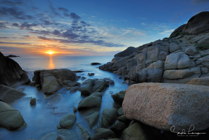 Photo Bretagne - Cote granit rose