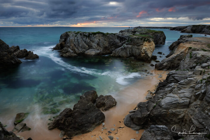 Photo Bretagne - Quiberon - Cote sauvage