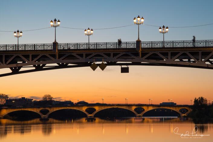 Photo Toulouse - Pont Saint-Pierre