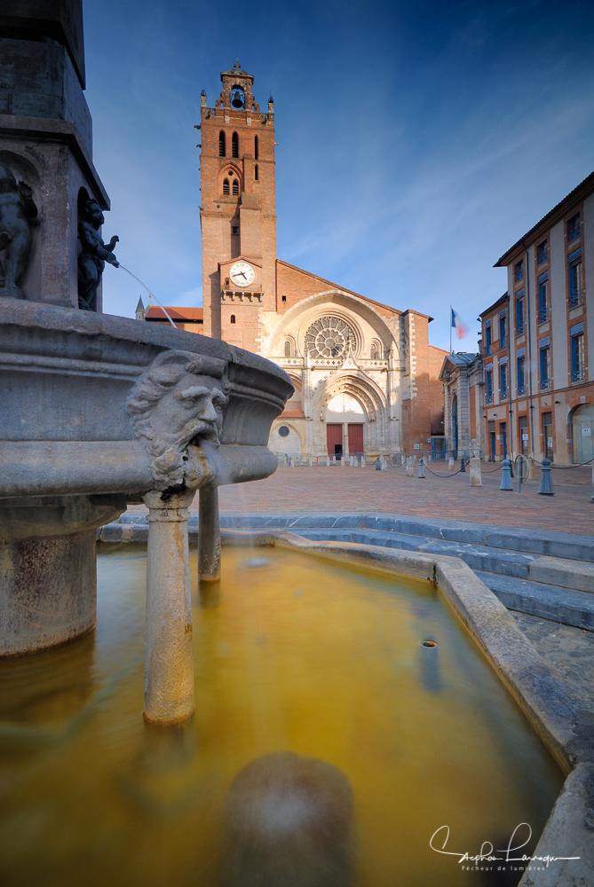 Photo Toulouse - Place Saint-Etienne