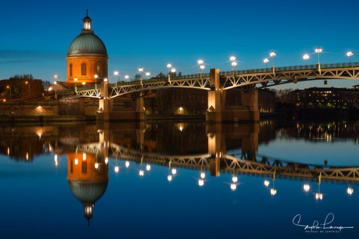 Photo Toulouse - Pont Saint-Pierre - La Grave